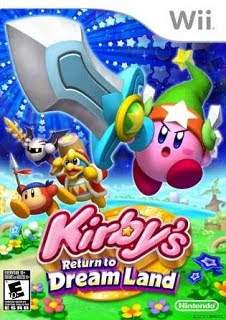 Kirbys Return to Dream Land – Nintendo Wii
