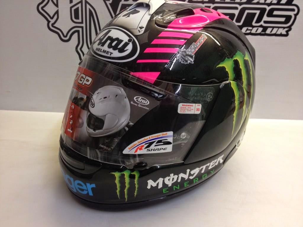Arai RX-GP S.Easton Macau 2014 by Rage Designs