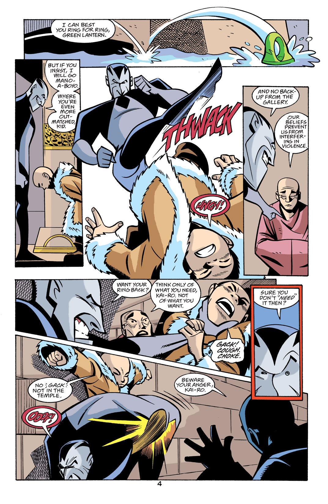Batman Beyond [II] Issue #22 #22 - English 5