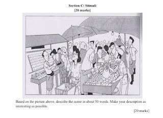 market composition essay A village market a village market usually sits at an open place or by a river there are two kinds of market one is daily and the other is weekly daily market.