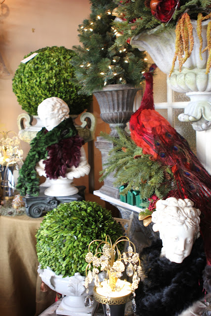 Romancing The Home Our Christmas Trends 2012