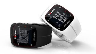 Polar heart rate monitor M400