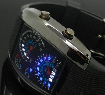 tvg speedometer rpm original jam tangan otomotif