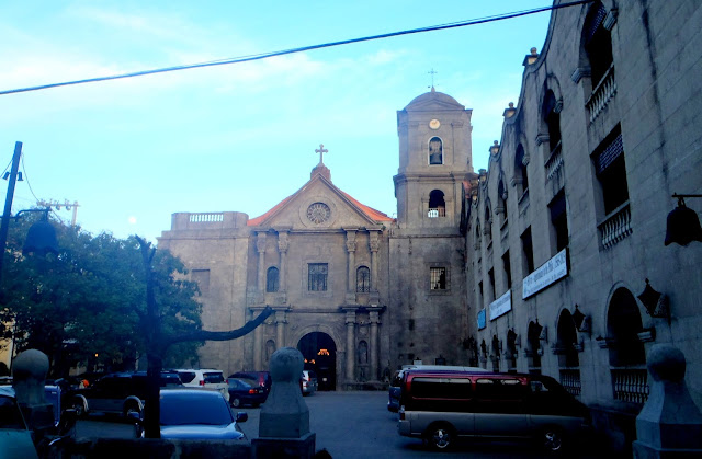 San Agustin Church oldest church philippines