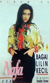 Nafa Urbach - Bagai Lilin Kecil (1995)