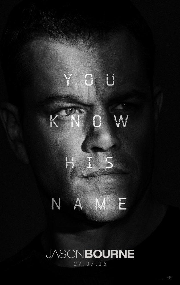 Siêu Điệp Viên Tái Xuất - Jason Bourne (Bourne 5) (2016)