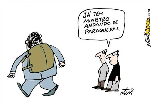 Ministros da Dilma