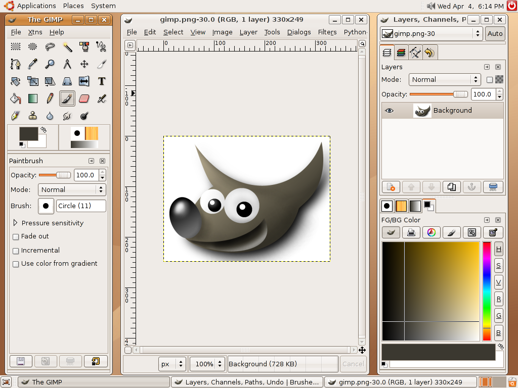 Download free software the gimp 2 8 0 latest version free Free photo software