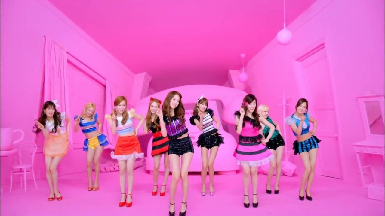 S♡NE WORLD: Lirik Lagu SNSD - Beep Beep