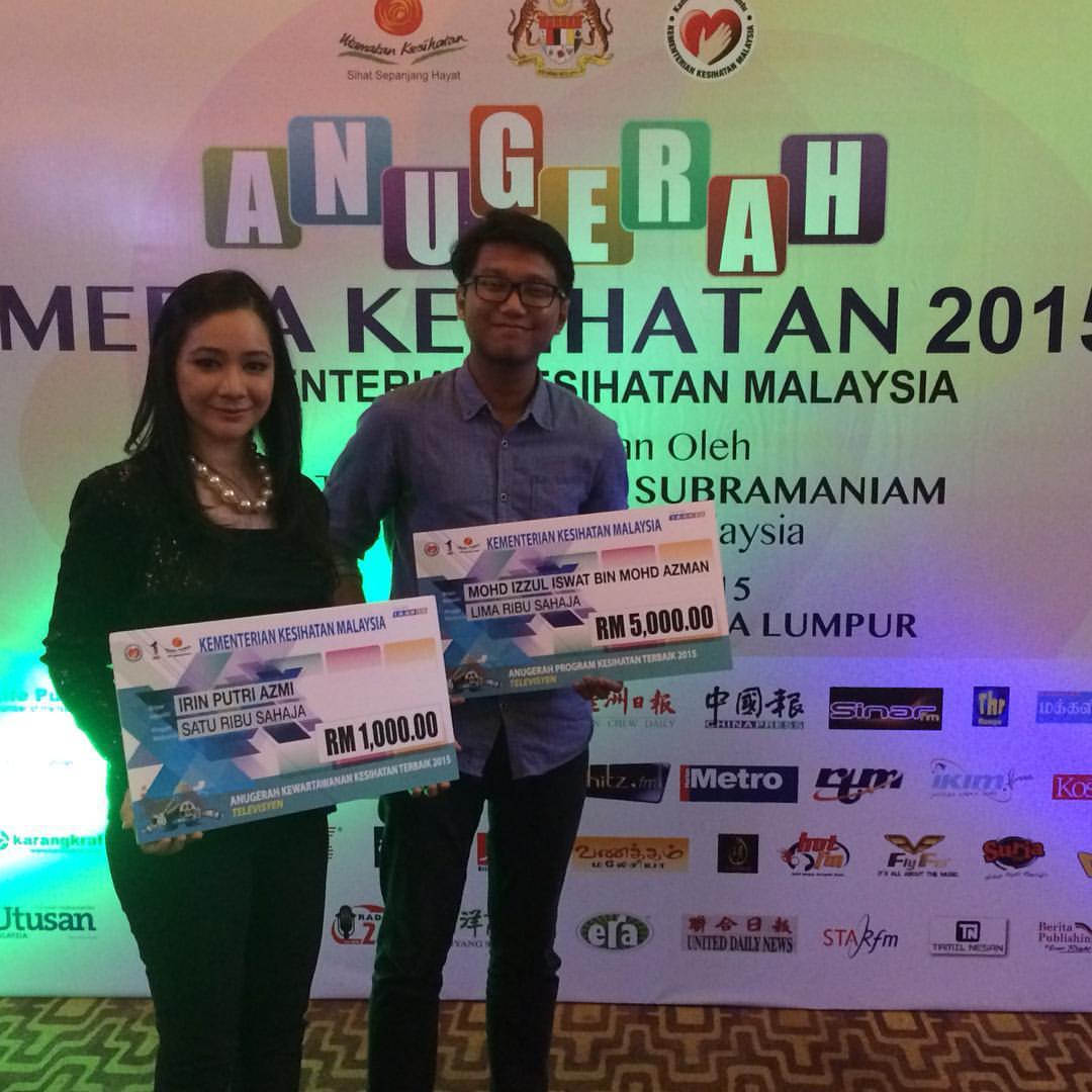 Majlis Anugerah Media KKM