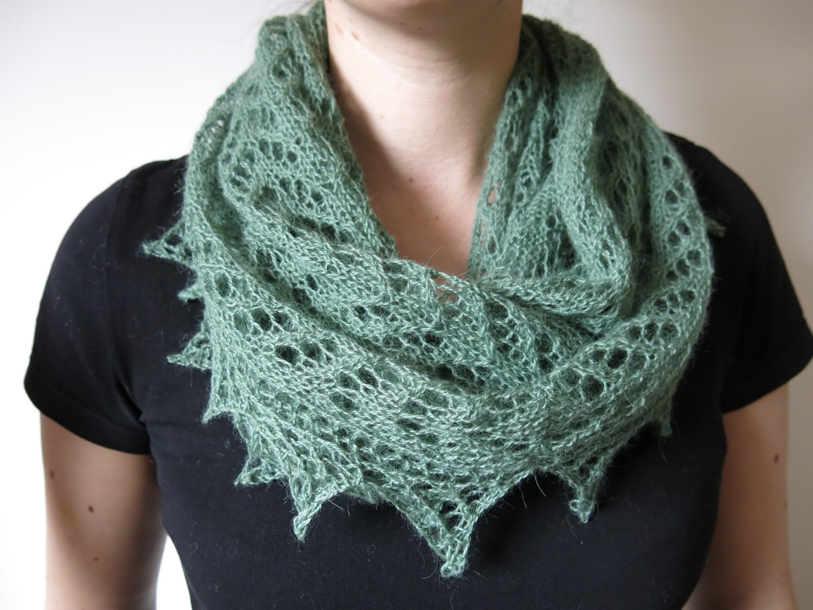 Littletheorem pattern gallery lace scarf knitting pattern bankloansurffo Image collections