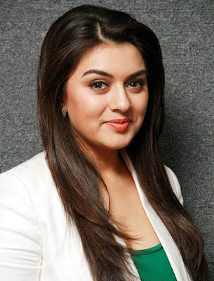 Hansika Hot Cleavage Show Images