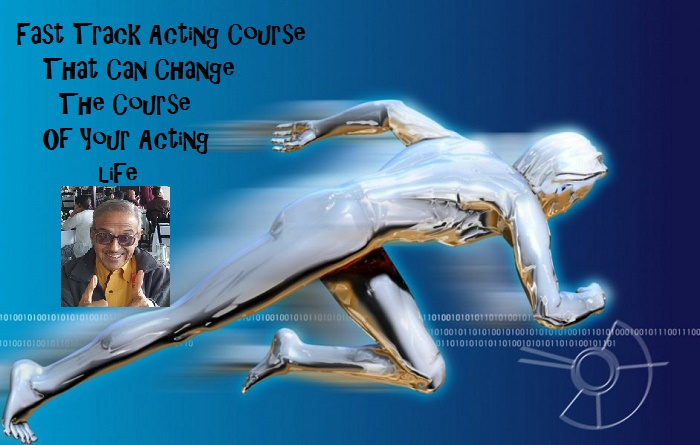 Private Fast Track Acting Training For Beginners