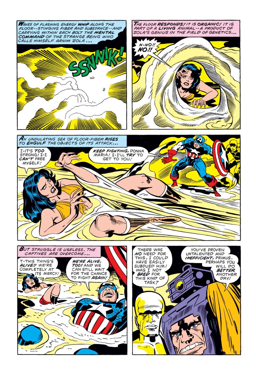 Captain America (1968) Issue #210 #124 - English 4