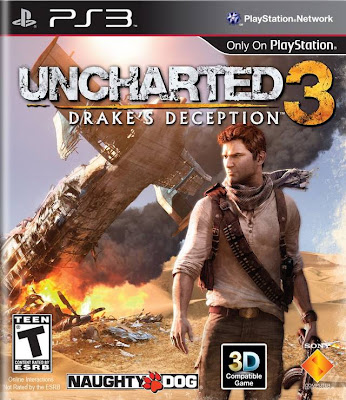 Uncharted 3: L'Inganno di Drake PS3
