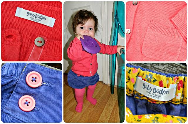 Boden Kids ebay pink cardigan blue bloomers shorts baby girl