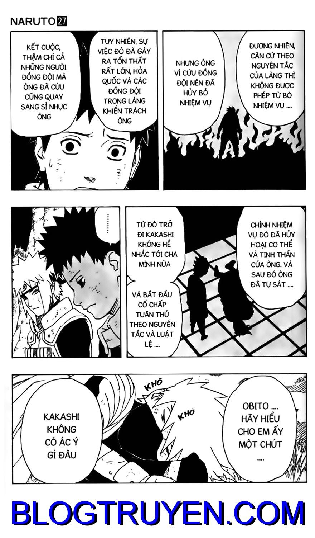 Naruto chap 240 Trang 20 - Mangak.info