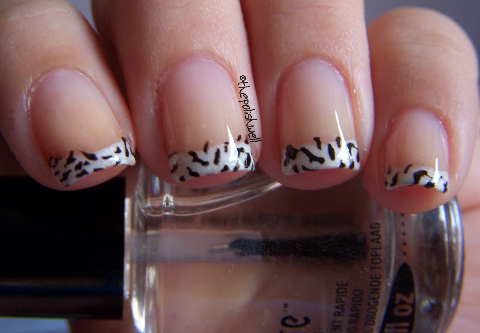 The Polish Well: Nail Ideas: Stamping Fun!