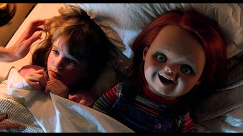 Curse Of Chucky: Lời nguyền của Chucky