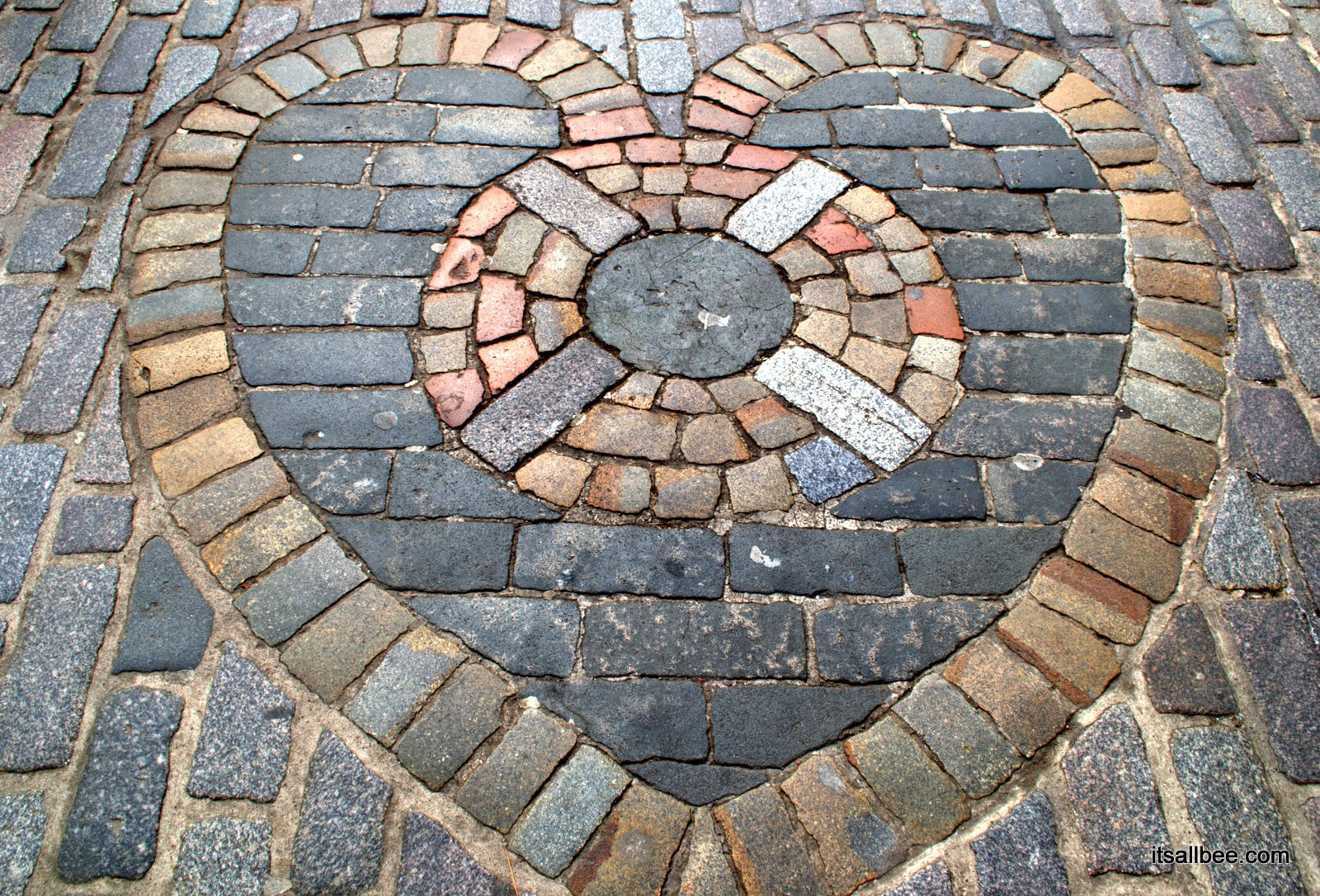 princess street gardens -Edinburgh - Midlothian Heart