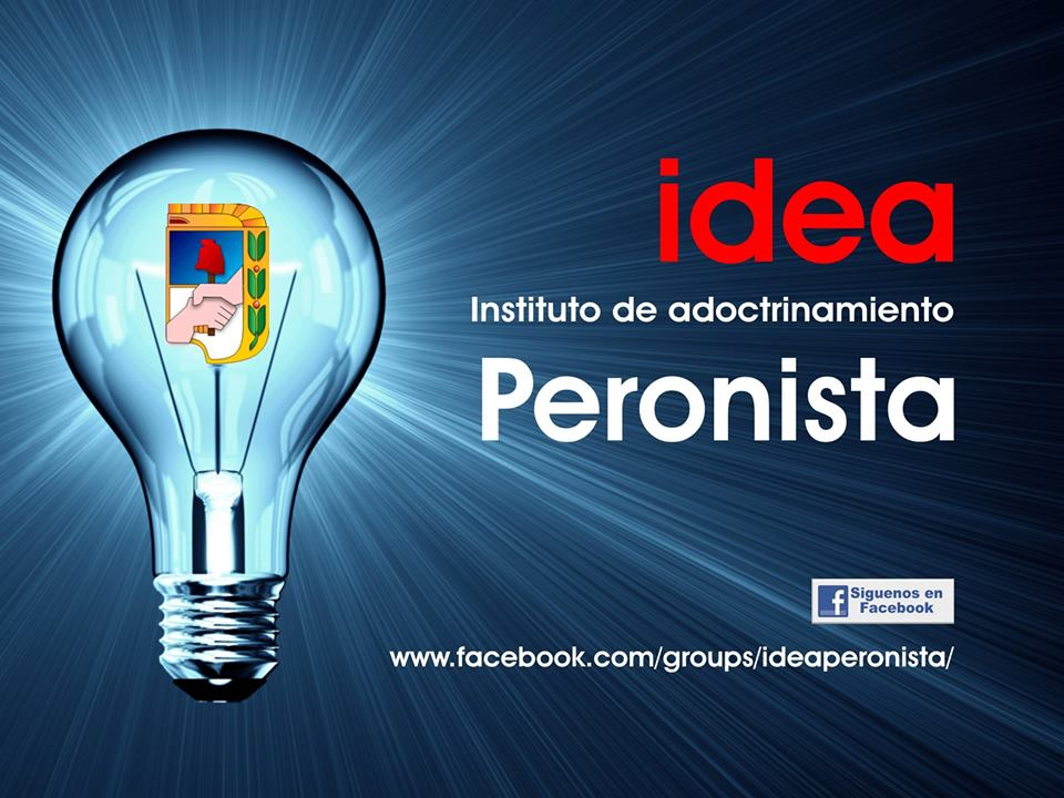 INSTITUTO DE ADOCTRINAMIENTO PERONISTA