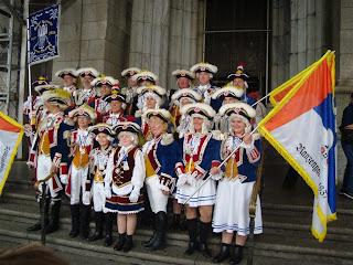 Festividades na Saint Patrick's Cathedral