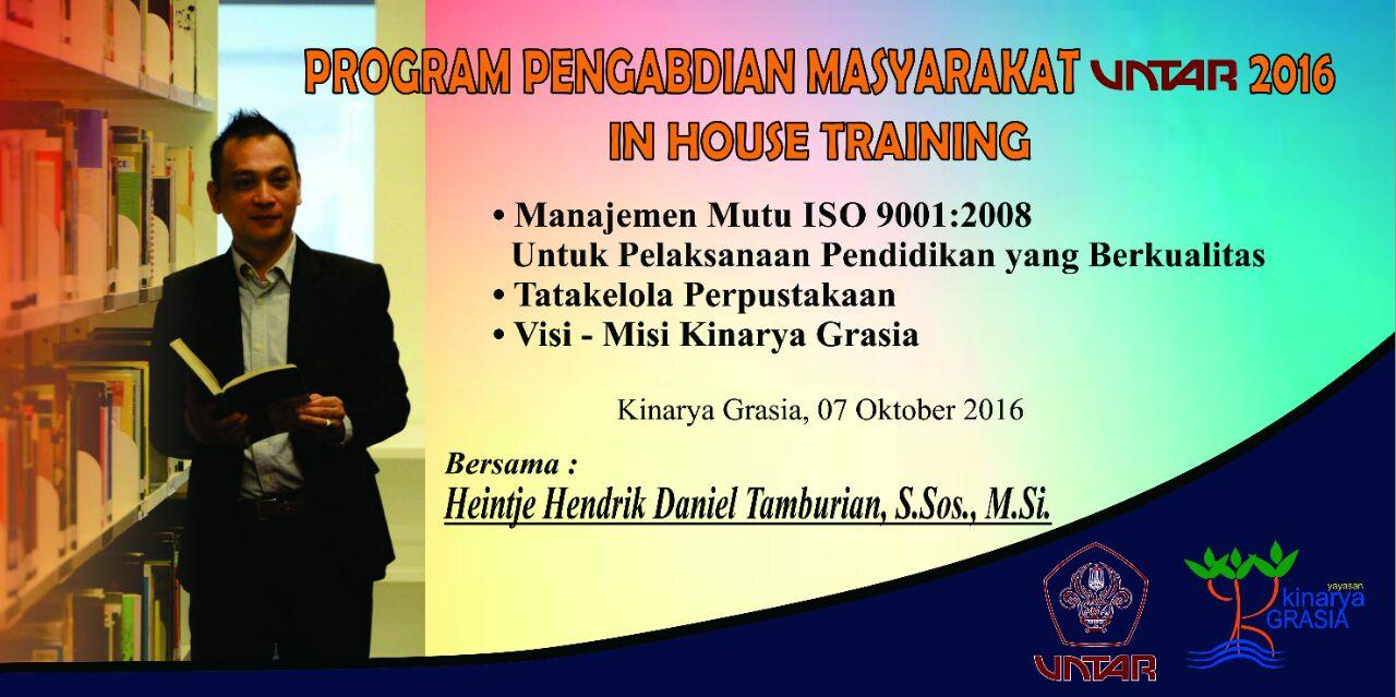Pelatihan ISO 9001:2008