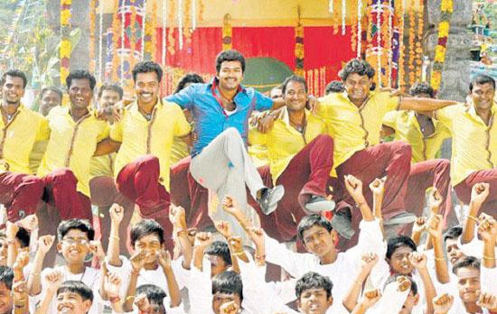 Vijay in 'Velayutham' Movie 3