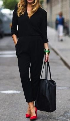 Fashion Affinity Tips On How To Wear A Jumpsuit This Winter