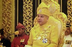 Sultan Perak Sultan Nazrin Shah