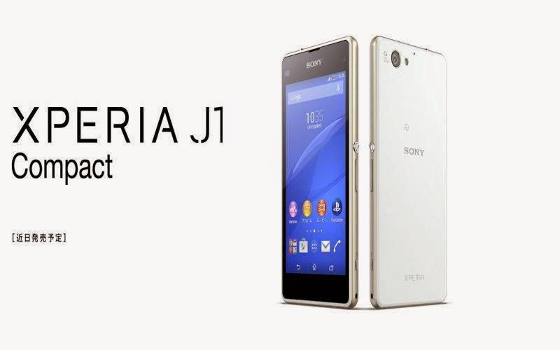 Desain Premium Seri Xperia J1 Compact Dibanderol Rp6,4 Juta