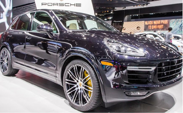 2016 Porsche Cayenne Specs and Review