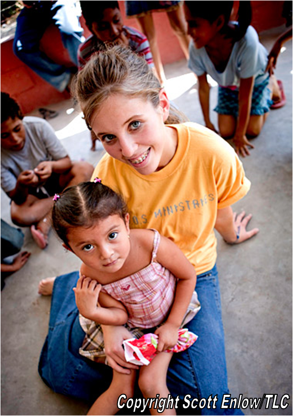 Jill Duggar Central America