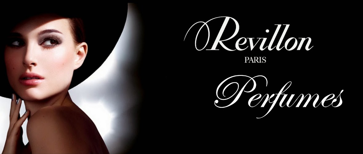 Revillon Perfume Bottles