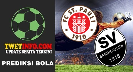 Prediksi St Pauli vs Sandhausen