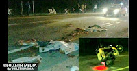 Kisah Benar!!..Sepasang couple kemalangan hancur berkecai selepas mencabar TUHAN