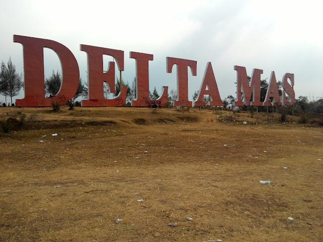 Kota Delta Mas, Kota Terindah di wilayah Bekasi