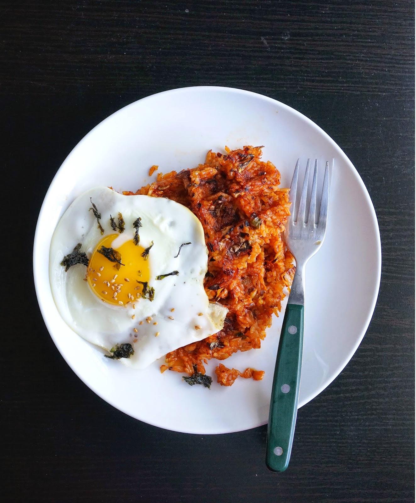 Waffle+kimchi+1
