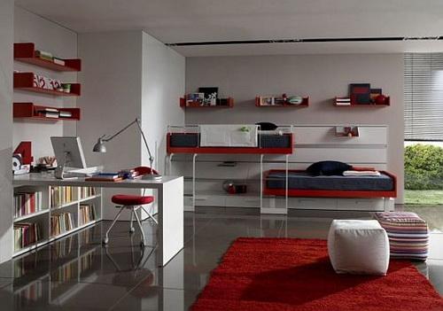 Deco chambre interieur modernes id es de d coration de for Chambre marilou design vip