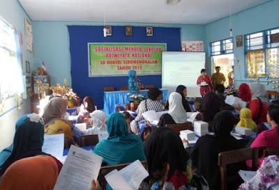 sosialisasi sekolah adiwiyata nasional