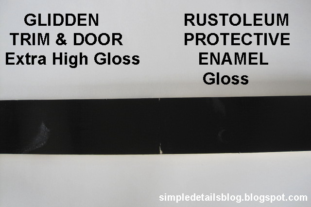 high gloss paint comparison u0026 review