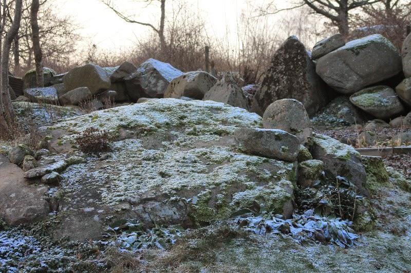 Una spruzzata di neve
