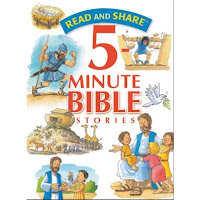 read and share five minute bible stories