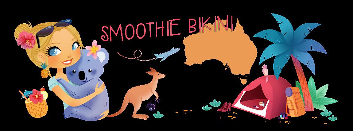 Smoothie Bikini - Blog Voyage, Beauté et Bien-être