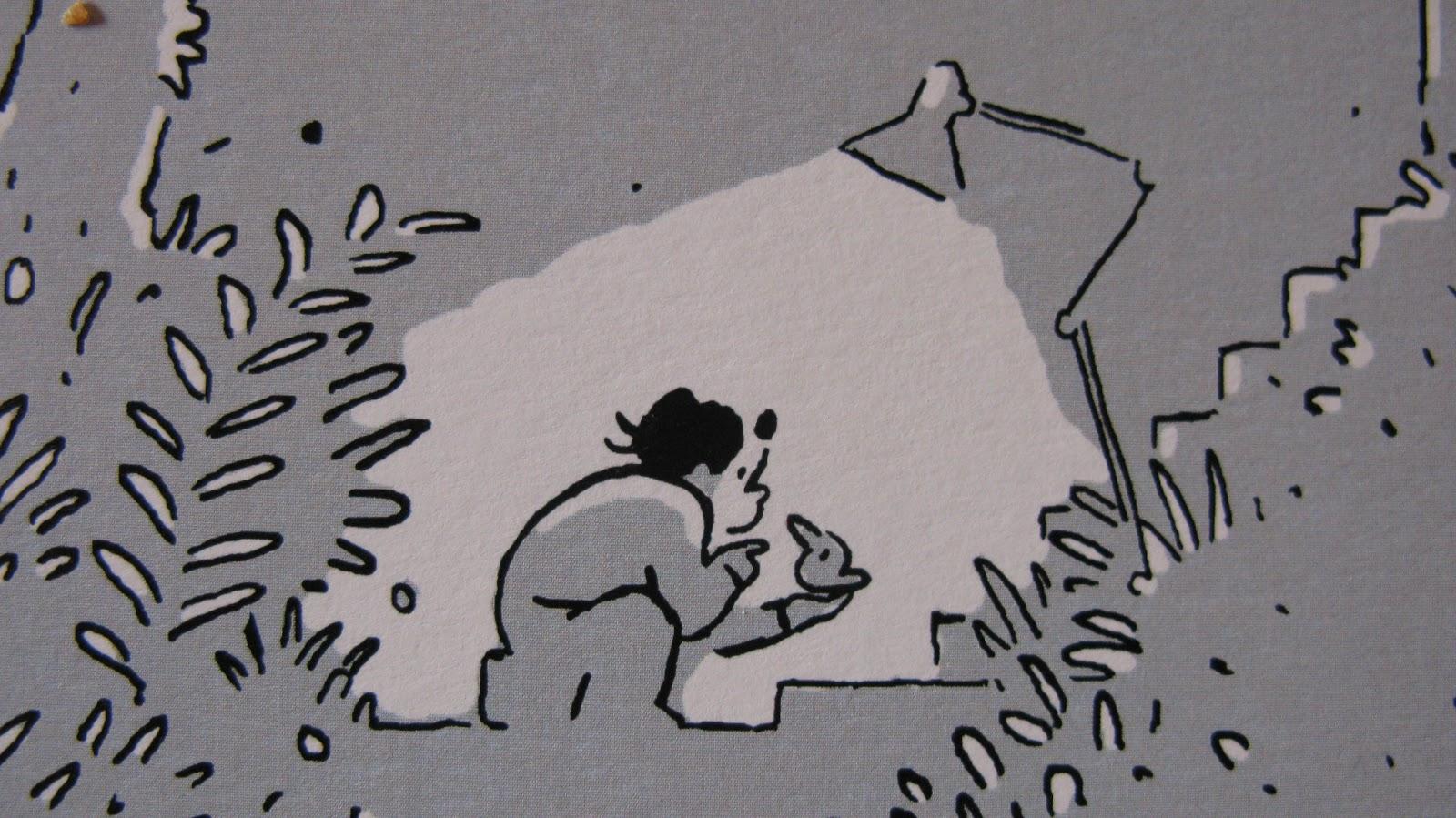 Intimité, livre illustré