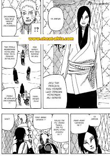 Komik Naruto Gaiden Part 7