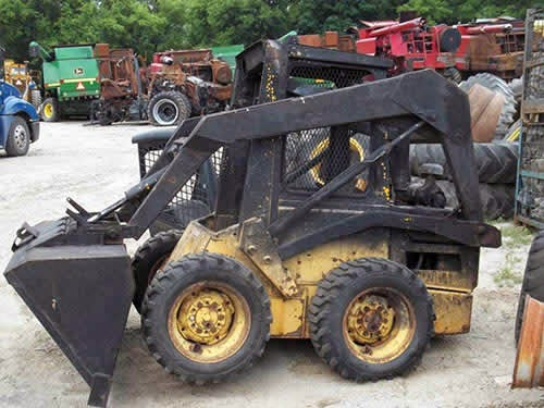 Case skid steer parts