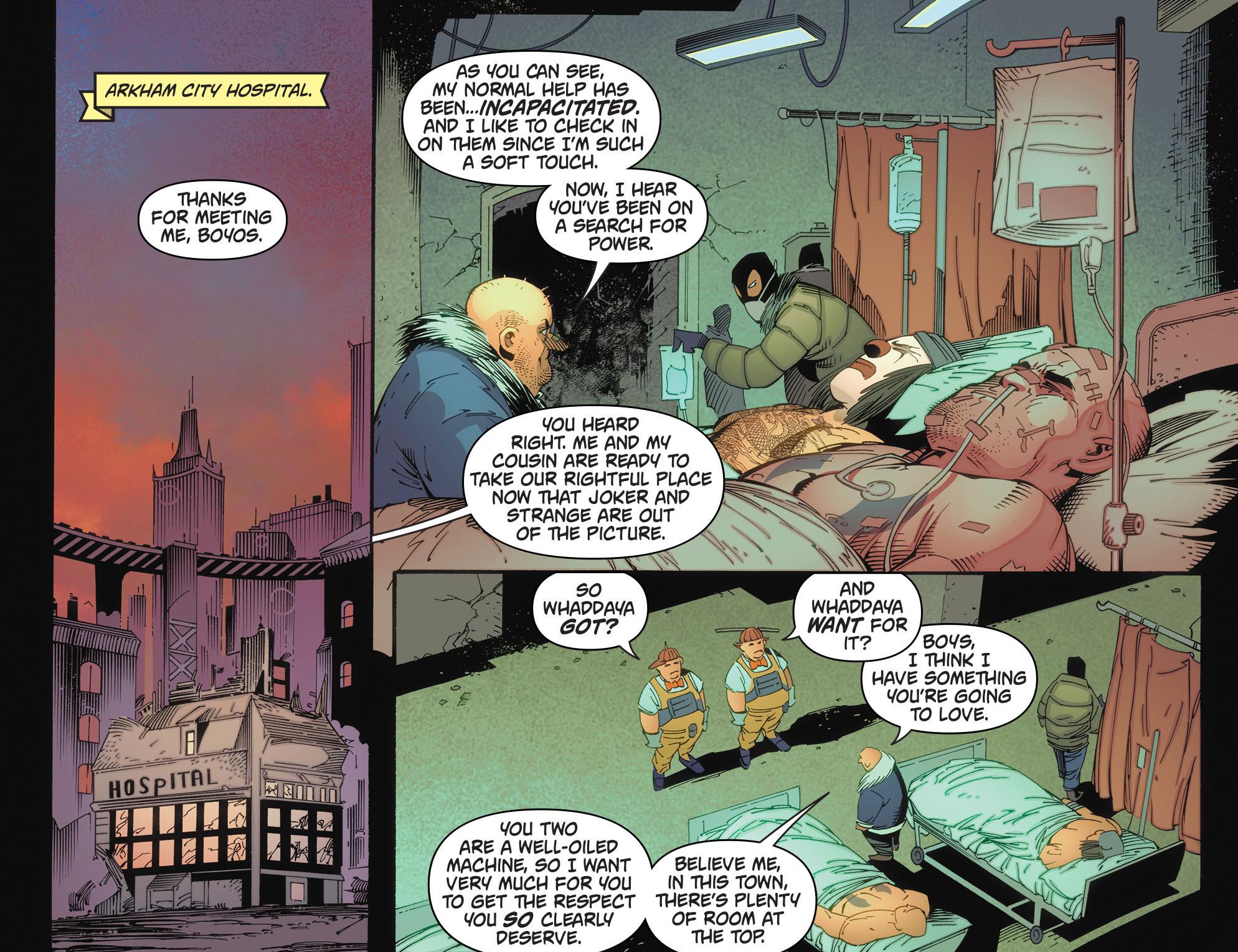Batman: Arkham Knight [I] Issue #11 #13 - English 13