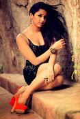 Shravya Reddy Glamorous Portfolio Photo Shoot-thumbnail-9