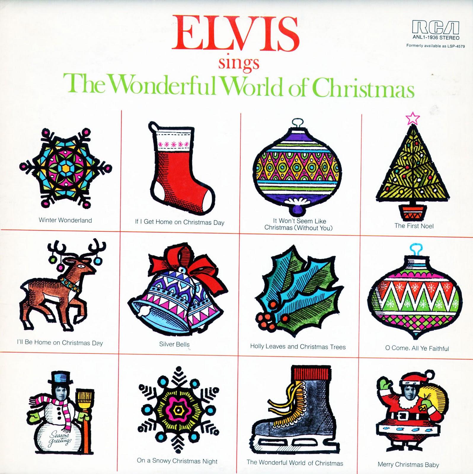 Billboard\'s Top-Selling Christmas Album - 1970s | Unforgettable ...